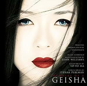 Ost-Memoirs of a Geisha
