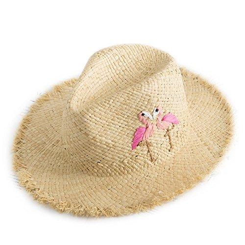 Mützen XIAOYAN Beige Sonnenschutzkappe Lässige Fischermütze Resort Style Strandmütze Damen Outdoor Sommer Visor Windproof Anti-UV