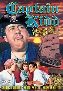 Captain Kidd [Import USA Zone 1]