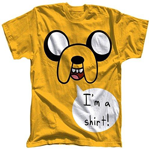 Adventure Time T-Shirt I'm a Shirt Size M Bioworld