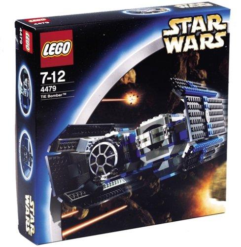 LEGO Star Wars 4479 - TIE - Bomber Tie Wars Star Lego