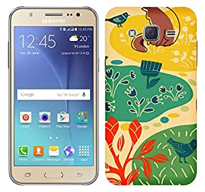 WOW 3D Printed Designer Mobile Case Back Cover For Samsung Galaxy J5