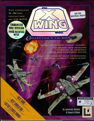 Star Wars: X-Wing Collector's Edition Mac - Xwing-video-spiel