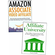 How to Start an Affiliate Marketing Business: Amazon Associates Program & Affiliate Website Marketing (English Edition)