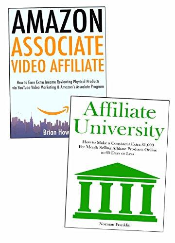 How to Start an Affiliate Marketing Business: Amazon Associates Program & Affiliate Website Marketing (English Edition)