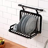 KABSJ Kitchen Storage Cuisine multifonctions stockage Rack Pan Pot, de l'espace de...