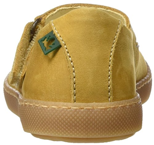 El Naturalista Kids PAN EU Jasper, Merceditas Fille Jaune (Curry)