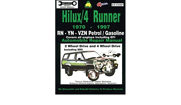 buy toyota hilux 4 runner 1970 1997 petrol engines ep th4p rh amazon in Mahindra O5 Series Manuals Mahindra 4500 Parts Lookup Online