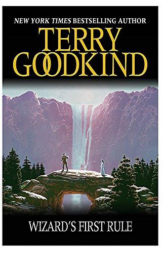 Buchseite und Rezensionen zu 'Wizard's First Rule: Book 1: The Sword Of Truth Series (GOLLANCZ S.F.)' von Terry Goodkind