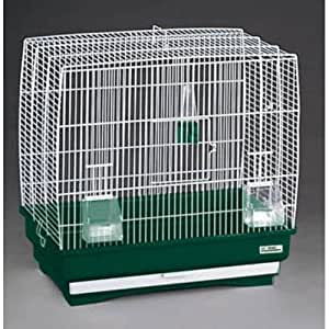 Imac Irene 3 White Small Bird Cage 51X30X48cm
