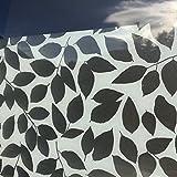 Vetro smerigliato pellicola Privacy Pellicola Finestra Schermo Pellicola decorativa parete schermo 91x 300cm