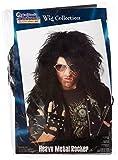 Best CC Costume Wigs - California Costumes 179052 Heavy Metal Rocker Black Adult Review
