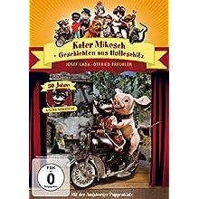 Coverbild: Augsburger Puppenkiste - Kater Mikesch - 50 Jahre