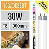 Arcadia 30 Watt D3+ Reptile Dessert Lampe 10% UV-B