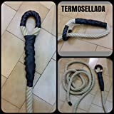 CUERDA TREPA 34MM GAZA + TERMOSELLADO (5mtrs)