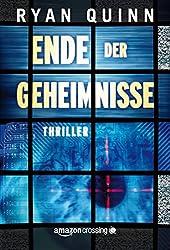 Ende der Geheimnisse (German Edition)