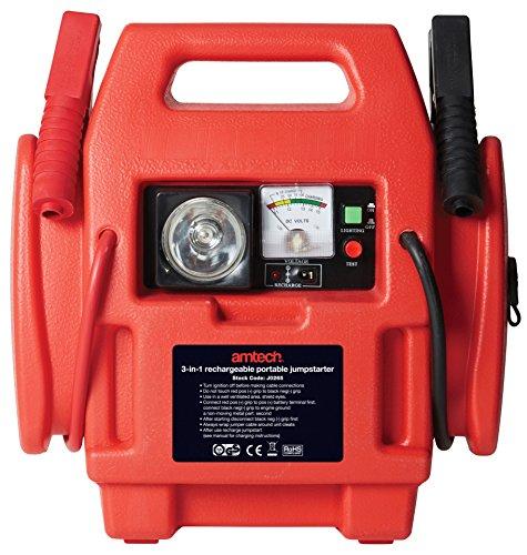 Am-Tech – Arrancador Generador/Compresor / Lámpara