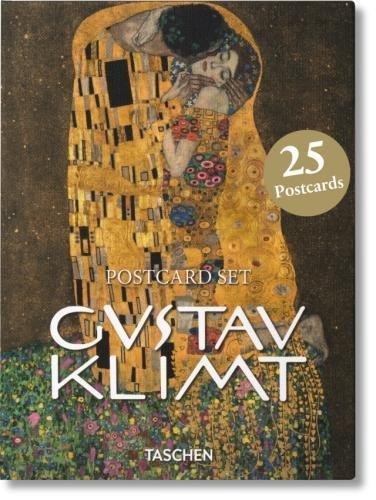 Klimt Postcard Set por Taschen