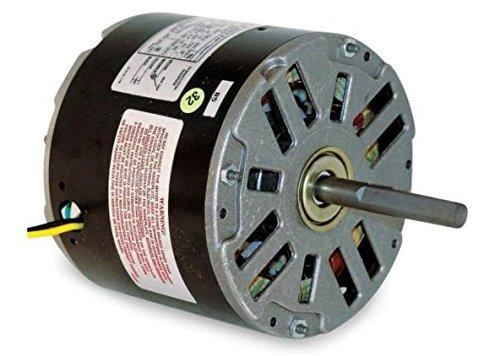 Peak Hp-motor (Copeland 3047, K6124 Refrigeration Motor, 1/4hp 1625RPM, 208-230 Volts AO Smith # OCP1024 by Century Electric Motors)