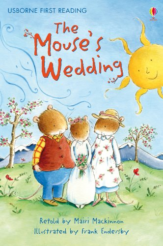 tablet marriage The Mouse s Wedding: For tablet devices (Usborne First Reading: Level Three) (English Edition)