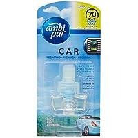 Ambi Pur Car Sky-Aire Fresco Recambio Para Ambientador - 7 ml