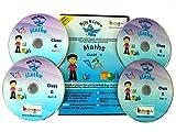 Njoy N Learn Cbse Class 6 DVD Set - Math...