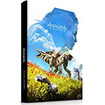 Horizon Zero Dawn Collector's Edition Guide (Offizielles Lösungsbuch)
