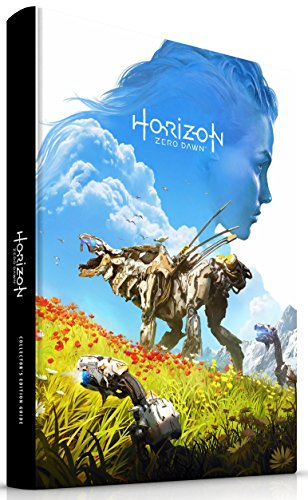 Horizon Zero Dawn Collector's Edition Guide (Offizielles Lösungsbuch)