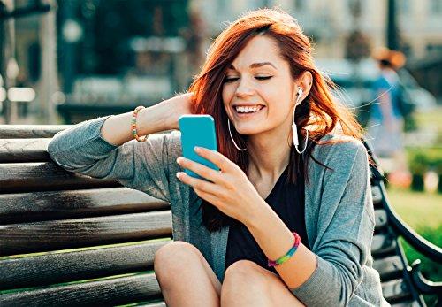 Philips SHB5250WT MyJam Fresh Tones - Auriculares Bluetooth (micrófono, Cable Plano antienredos, diseño Abierto), Color Blanco