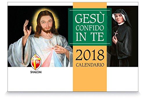 Calendario da strappo 2018