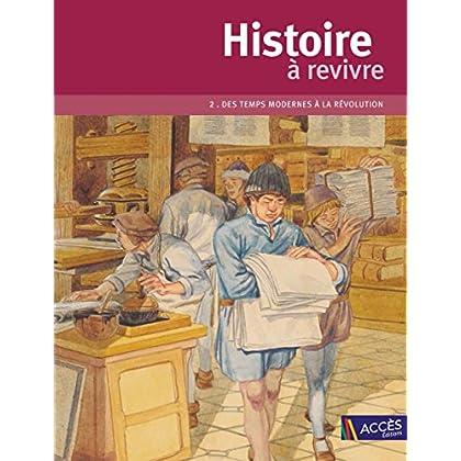 Histoire à revivre - Tome 2 (+1DVD)