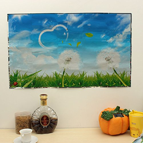 aliciashouse-dandelion-aluminium-foil-paper-oil-proof-wall-sticker