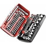 Facom R2NANO.PG - Set de accesorios para atornillado (38 piezas)