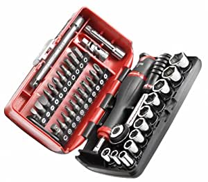 "Facom R2NANO.PG Coffret compact de serrage 1/4"" + Set de vissage 38 outils"