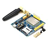 Ils - SIM900A Smart Electronics GPRS A6 Module Wireless Extension Module GSM GPRS Board Antenna Supper SIM900A