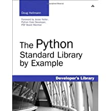 The Python Standard Library by Example by Doug Hellmann (2011-06-11)