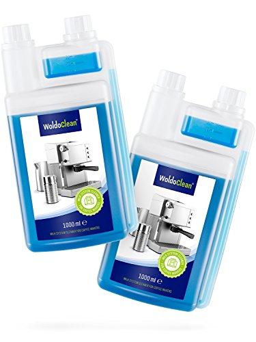 Milchschaumreiniger 2 Liter Flüssig-Reiniger Konzentrat Milchsystemreiniger...