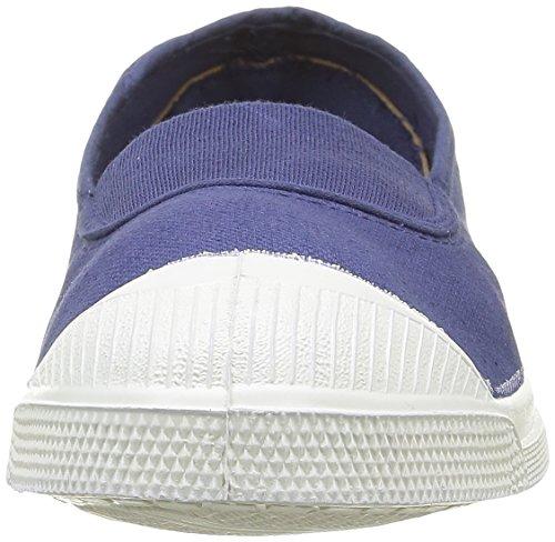 Bensimon F15002c158, Baskets Basses Femme Bleu (514 Indigo)