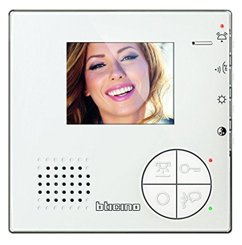 Bticino 344502 Videocitofono 2 FILI vivavoce a colori per...