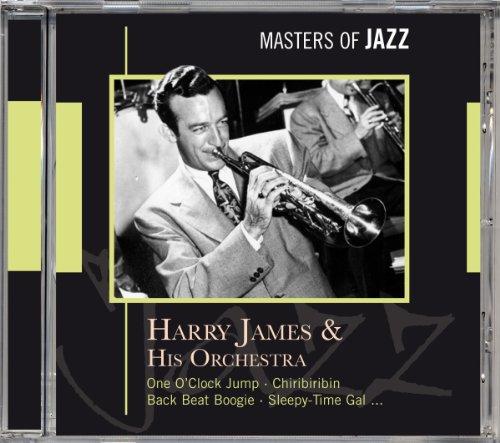 Harry James-Masters of Jazz