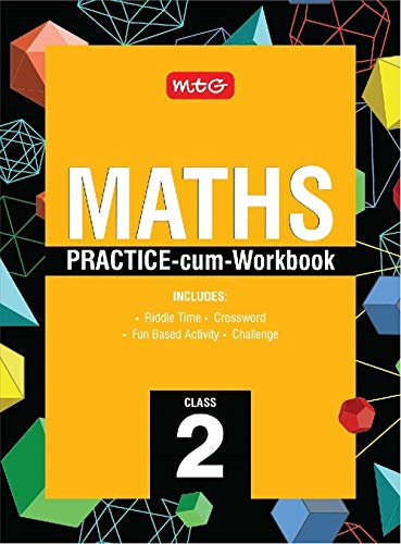 Maths Practice-cum-Workbook Class 2
