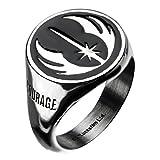 Star Wars - S11 Jedi Signet, Officially Licensed Artwork - Ring