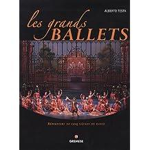 Les gands ballets : Répertoire de cinq siècles de danse