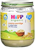 HiPP Creamy Porridge Breakfast, 160 g (Pack of 6)
