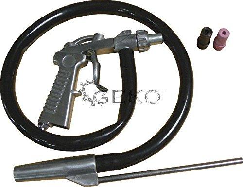 Sandstrahlpistole mit PS-3 Schlauch