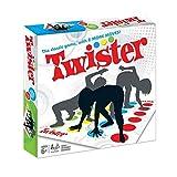COSMOERY Twister Kinderspiel Twister Spielmatte Bodenmatte Familienspiel, Partyspiel, lustiges Spiel Geschicklichkeitsspiel für Kinder & Erwachsene