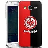 Samsung Galaxy J5 (2015) Slim Case Silikon Hülle Schutzhülle Eintracht Frankfurt Fanartikel SGE Bundesliga