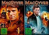 MacGyver Staffel 1+2 (12 DVDs)