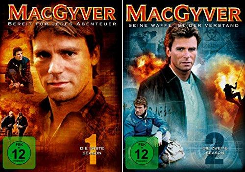 Staffel 1+2 (12 DVDs)