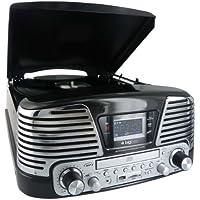 Amazon.es: tocadiscos usb - Audio y vídeo portátil: Electrónica